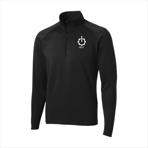 ECT Unisex Sport Wicking 1/4 Zip