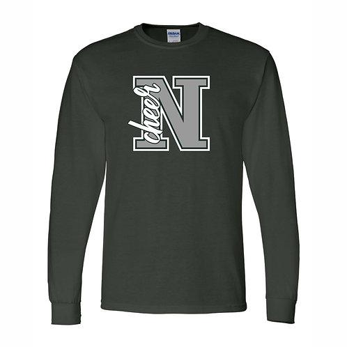 NHS Cheer Long Sleeve Shirt D3