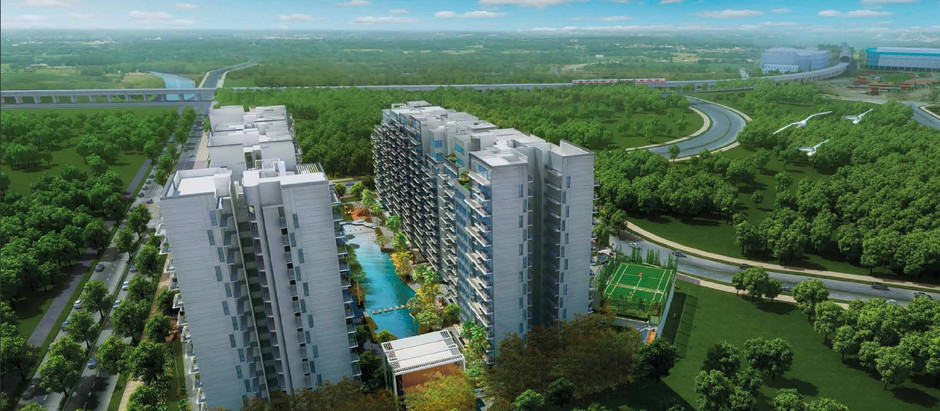 Jia Yi Construction Has Been Awarded CityLife @ Tampines Executive Condo