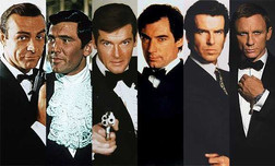 Bond, James Bond: How the world's greatest super-spy evolves for an ever-changing audience.