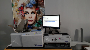 Color print machine _ Speedy Printing Katy Freeway