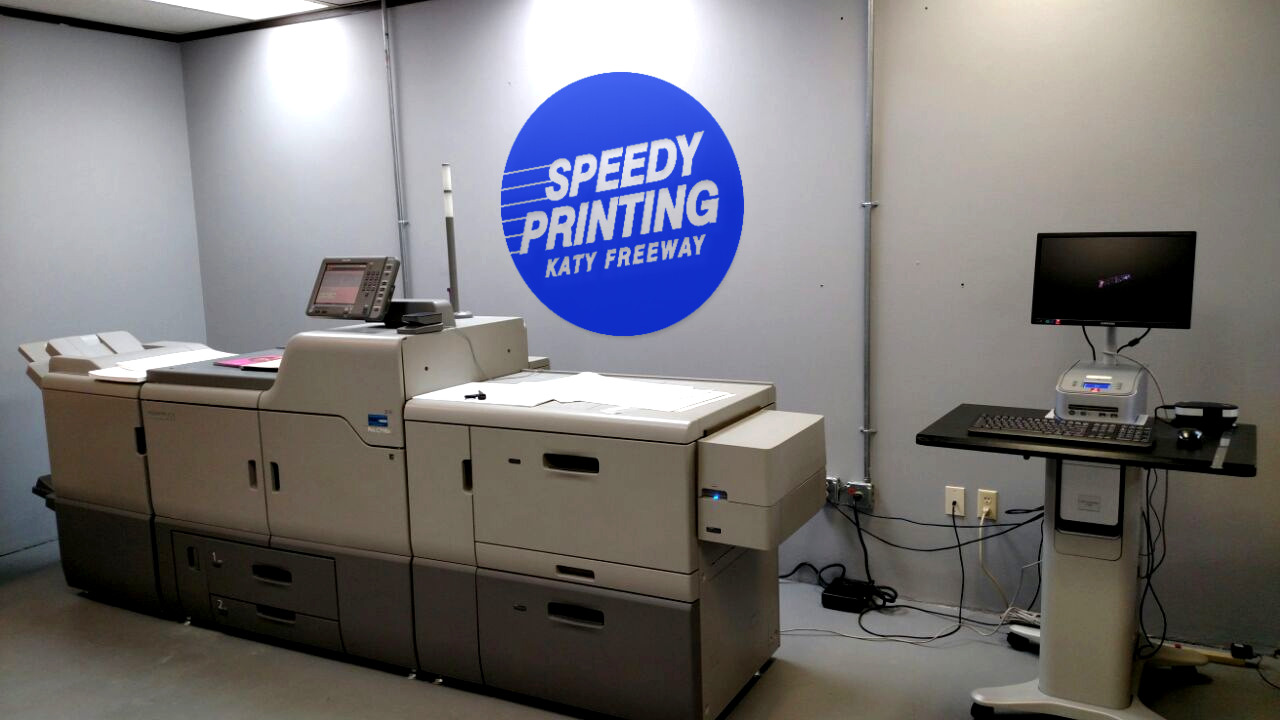 Speedy Printing Katy Freeway