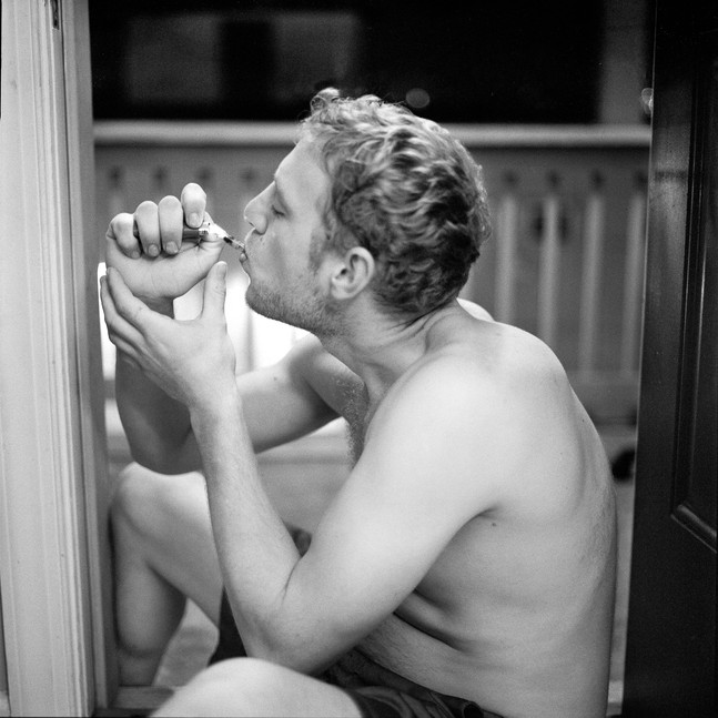 Crack, Male, Age 27