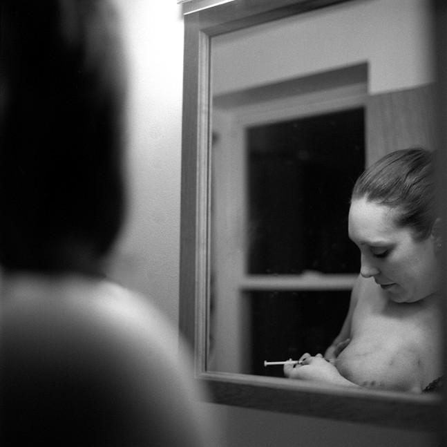 Heroin, Female, Age 27