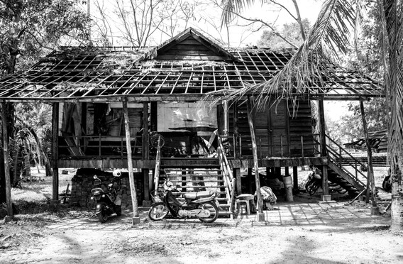 A Monk's Home