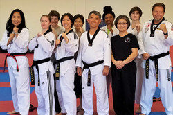 Our Taekwondo Family