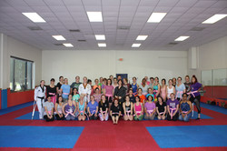 Earn your pink belt!