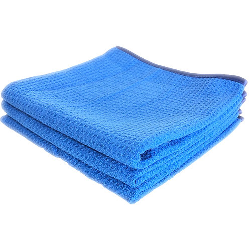 Vanilla Sky Waffle Towel - 3 pack
