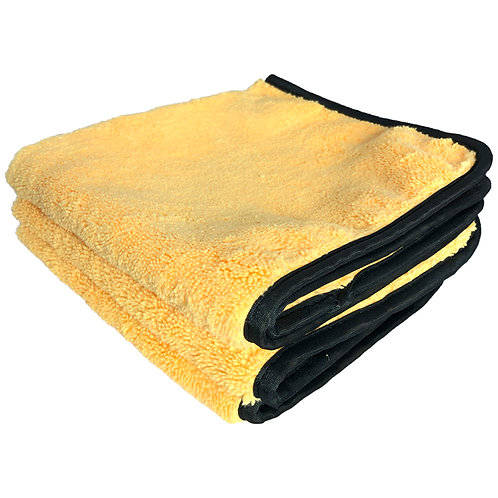 Yellow F-1 Towel - 3 pack