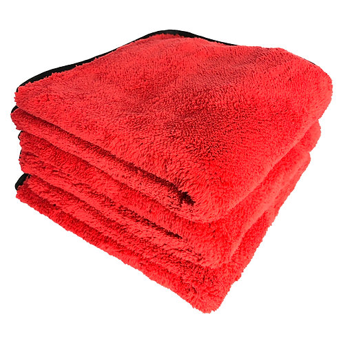 Red F-1 Towel - 3 pack