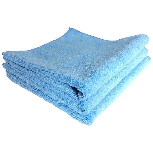 Blue Smart Donkey Towel - 3 Pack