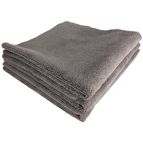 Gray Side Edgeless Towel - 3 Pack