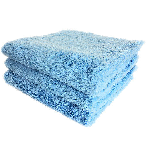 Sulley Furry Towel - 3 Pack
