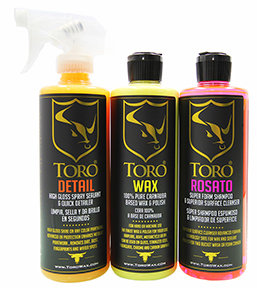 Toro Super Radiant Finish Kit