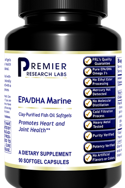 Premiere Research Labs EPA/DHA Marine softgels