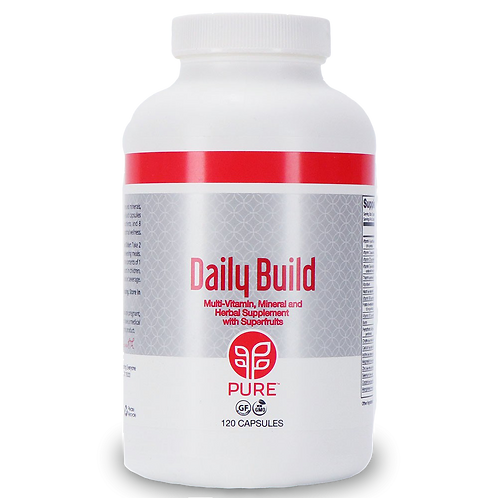 Pure Daily Build Multiple Vitamin - 2 month supply