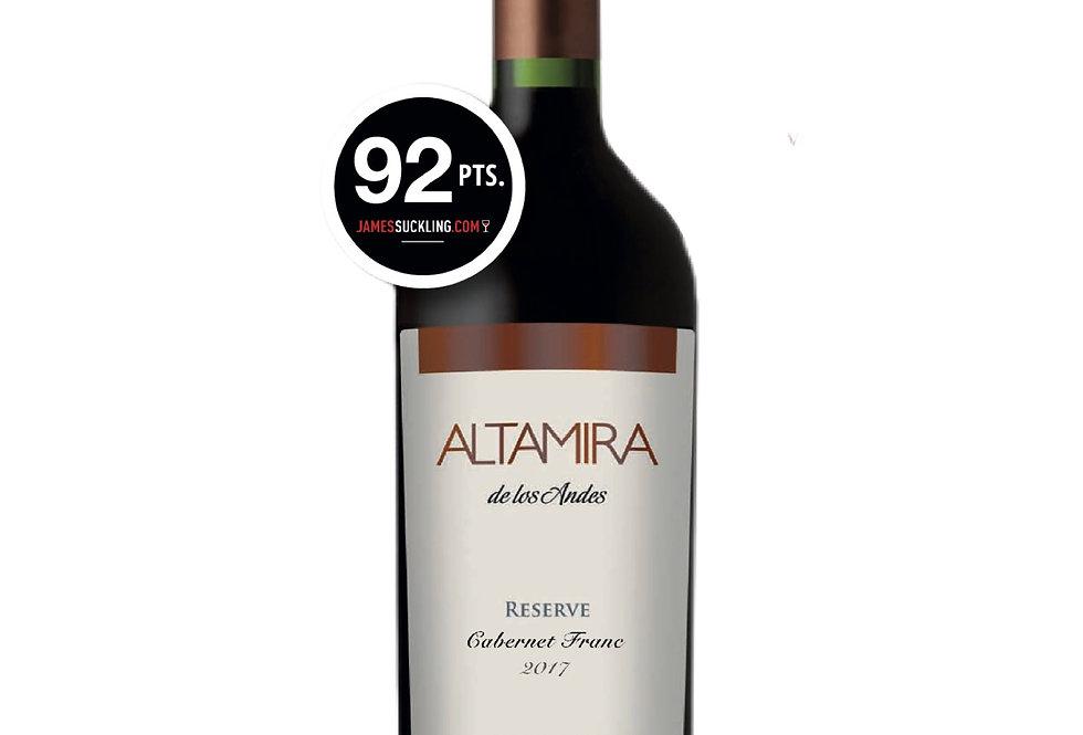 Altamira de los Andes Reserve Cabernet Franc