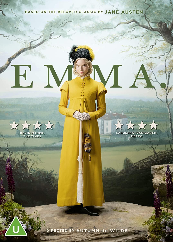 DVD Emma d'Autumn de Wilde