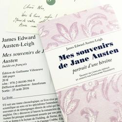 Mes Souvenirs de Jane Austen