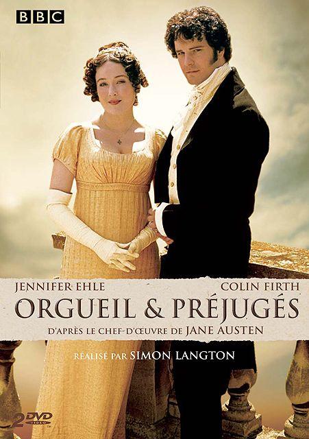 DVD Orgueil et Préjugés
