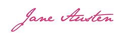 signature, jane austen, france, écriture