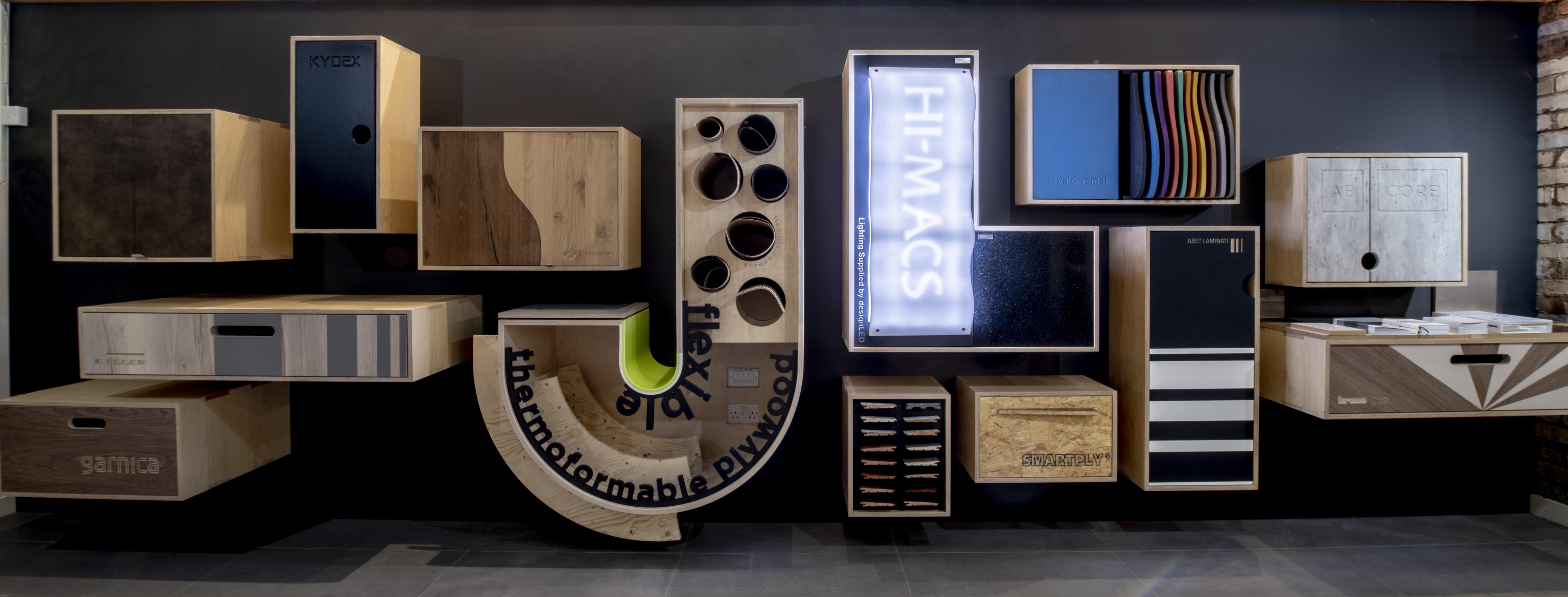 Bespoke Cabinets strip
