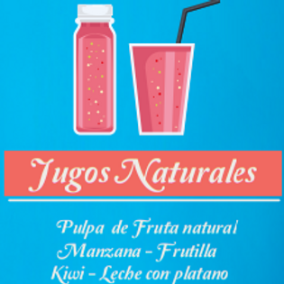 🍹Jugos y cocteleria frutal 🍓