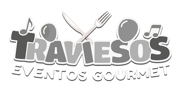 Logo Traviesos.cl Gourmet carritos eventos
