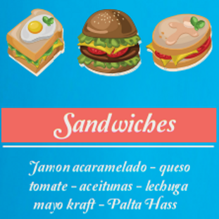 🥪 Sandwicheria (50 unidades)