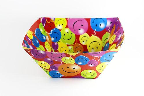 Bowl Diseño Globos