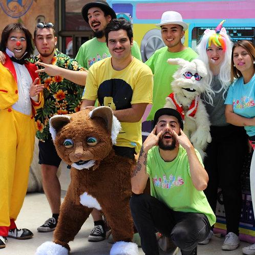Banda Musical Titeres Animatronicos