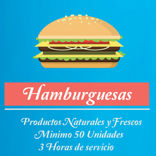🍔 Hamburguesas Premium