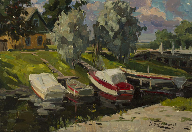 At a Boat Dock.JPG