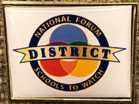 STW District Pin