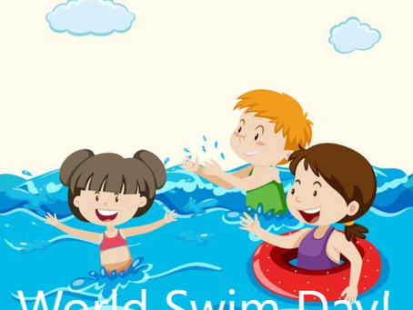 Happy World Swim Day!