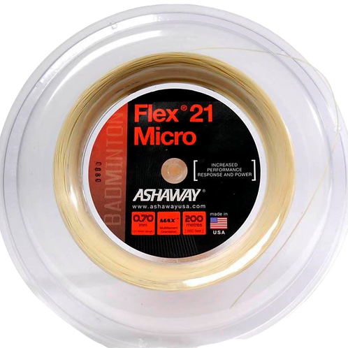 Ashaway FLEX 21 MICRO