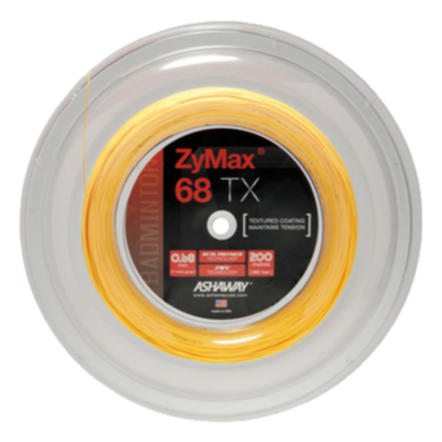 Ashaway ZYMAX 68 TX