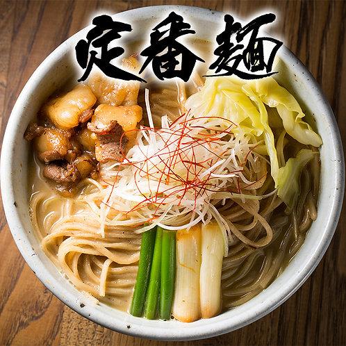 らーめん・もつ【定番麺】