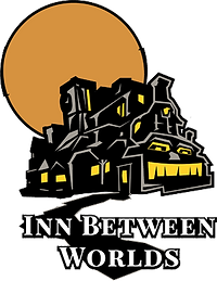Inn Between Worlds Logo (colour variant)