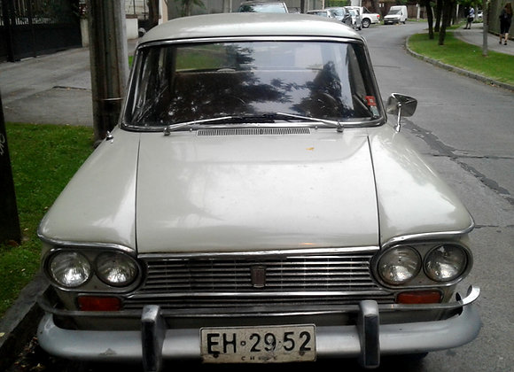 Fiat 1500 1968 Sedan