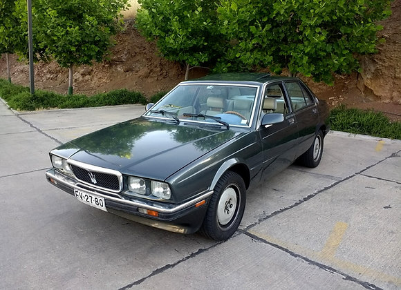 Maserati 430 V6 2.8 Biturbo 1989