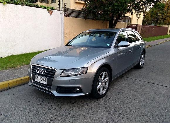 Audi A4 Avant Station