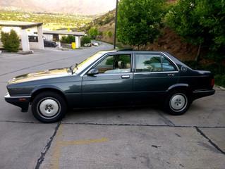 """""""Maserati 430 Biturbo 1989"""", de los muy pocos que van quedando"""