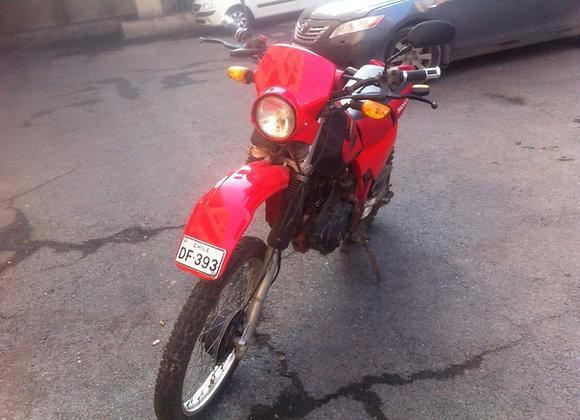 HONDA XL 250 1981