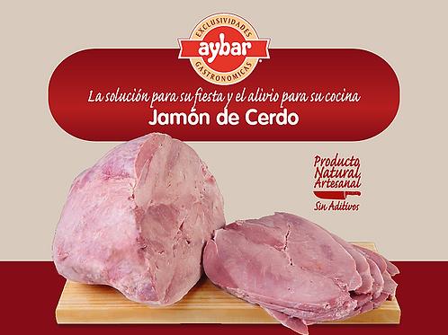 Jamón de Cerdo           (El Kilo)