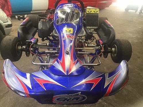 CKR SG2 con motor Rotax DD2 Evo