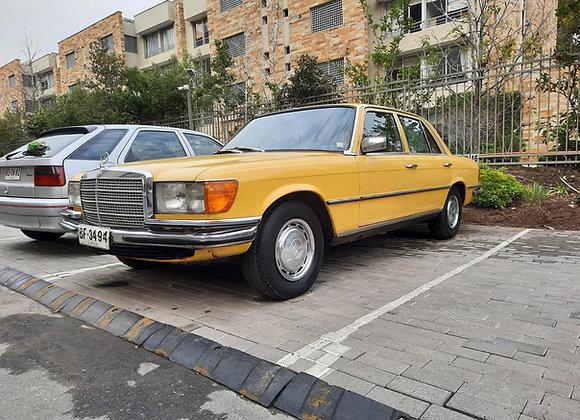 MERCEDES BENZ 280S 1975