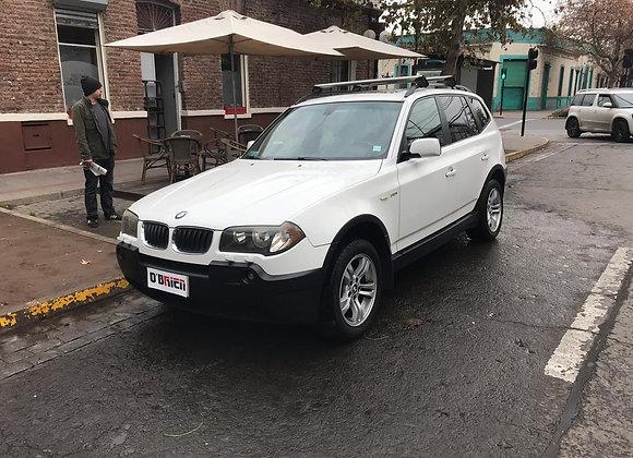BMW X3 3.0I 2005