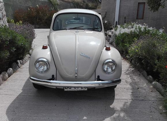 Volkswagen Escarabajo Aleman 1968