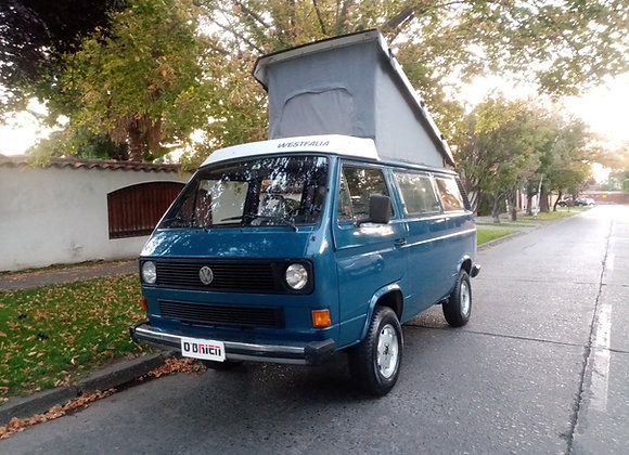 Volkswagen Multivan T3 diesel 1989